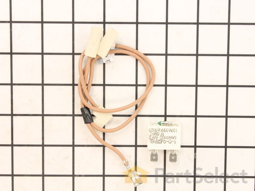 382828-1-S-Whirlpool-675813            -Thermal Fuse and Harness
