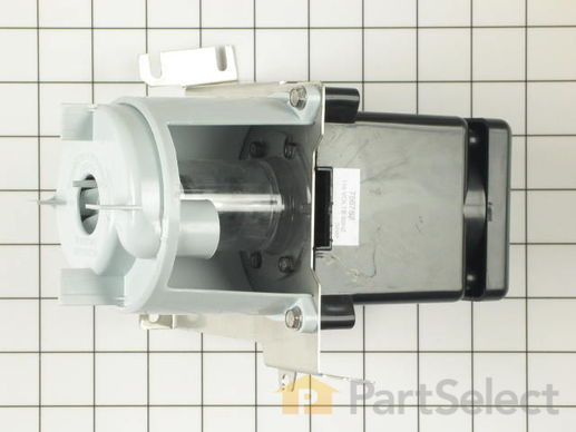 386278-2-S-Whirlpool-756782            -Icemaker Water Pump and Motor