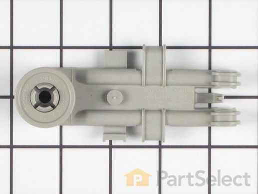 393013-1-S-Whirlpool-8268743           -Upper Dishrack Wheel Mount