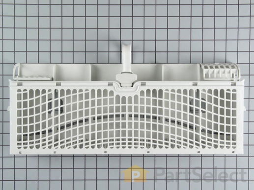 393170-1-S-Whirlpool-8269307           -Silverware Basket Assembly