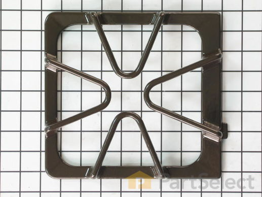 396742-1-S-Whirlpool-8522853           -Burner Grate - Brown