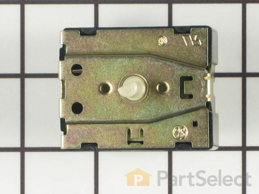 Whirlpool 950521 Selector Switch Partselect