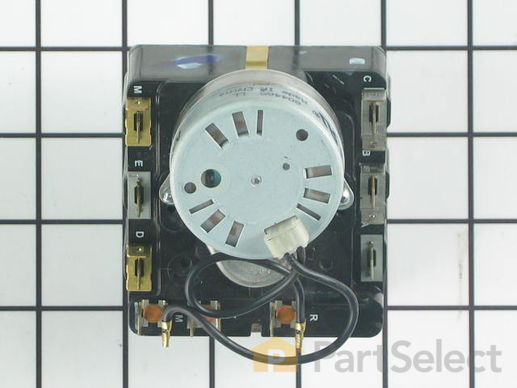 416777-3-S-Frigidaire-131062400         -Dryer Timer
