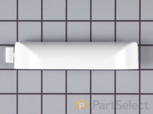 417122-1-S-Frigidaire-131192301         -HANDLE-DOOR WHITE