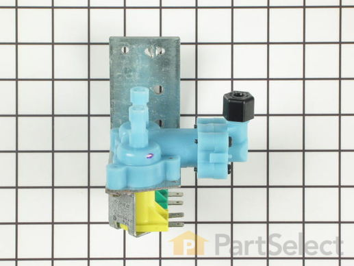 428394-4-S-Frigidaire-218658000         -Dual Water Inlet Valve