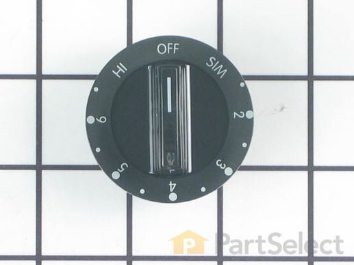 439264-1-S-Frigidaire-316123303         -Infinite Switch Knob