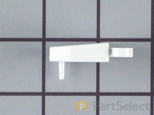 447389-3-S-Frigidaire-3206165           -Door Shelf End Cap - Right Side