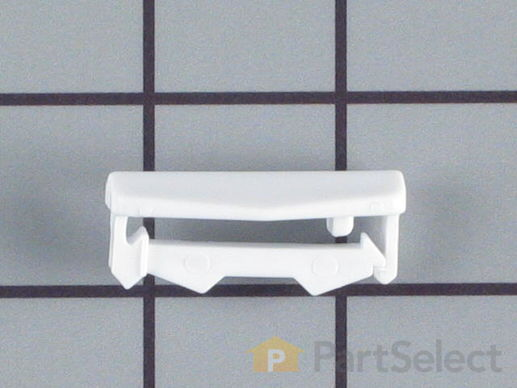 452590-1-S-Frigidaire-5300809927        -Upper Dishrack Track End Cap