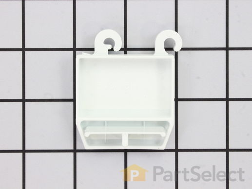 467739-1-S-Frigidaire-5303324302        -Door Shelf End Cap - Left Side