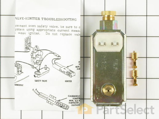 468162-2-S-Frigidaire-5303912679        -Gas Oven Safety Valve