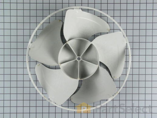 472615-1-S-Frigidaire-5304422465        -Fan Blade,with clamp