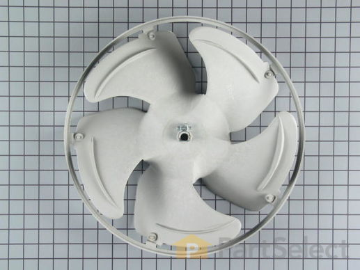 472615-2-S-Frigidaire-5304422465        -Fan Blade,with clamp