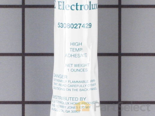 474458-2-S-Frigidaire-5308027429        -High Temperature Adhesive