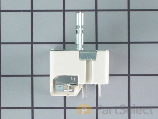 474737-4-S-Frigidaire-5309957097        -Heat/Speed Replacement Switch