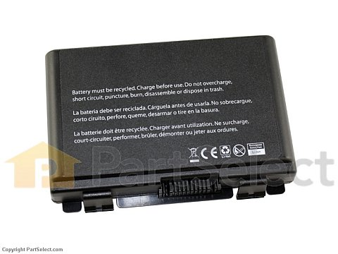 5140154-1-S-PartSelect Batteries-AS-K50-LiIon Replacement Battery