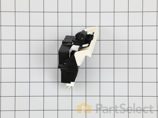 6448157-2-S-Frigidaire-A00104103-Door Latch & Handle Assembly - Bisque