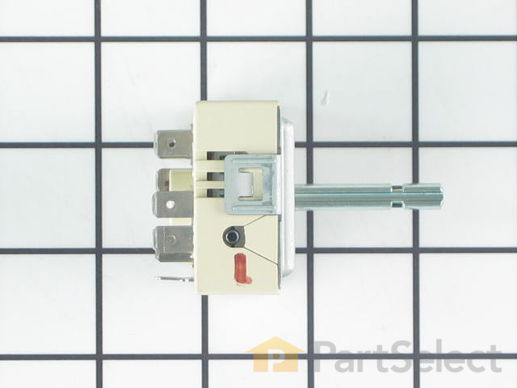 650622-2-S-Whirlpool-4456027           -Dual Burner Control Switch