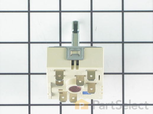 650622-4-S-Whirlpool-4456027           -Dual Burner Control Switch