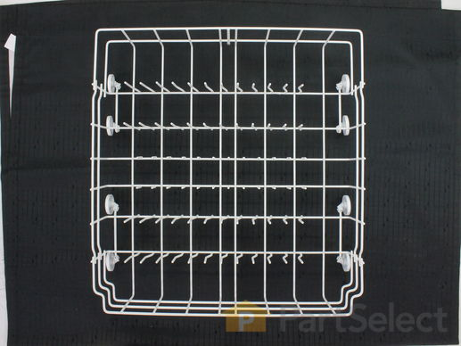 8760885-2-S-Frigidaire-808602302-Lower Dishrack Assembly