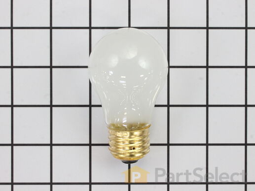 884734-1-S-Whirlpool-8009              -Light Bulb - 40W