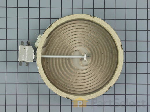 885686-1-S-Whirlpool-8185638           -Radiant Surface Element with Limiter - 8""