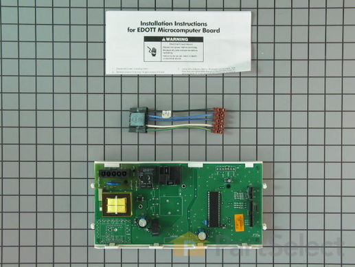 896485-1-S-Whirlpool-280071            -Electronic Control Board with Wire Harness