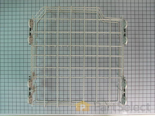 898018-2-S-Whirlpool-8519681           -Lower Dishrack with Wheels