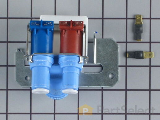 901314-2-S-GE-WR57X10051        -Dual Inlet Water Valve