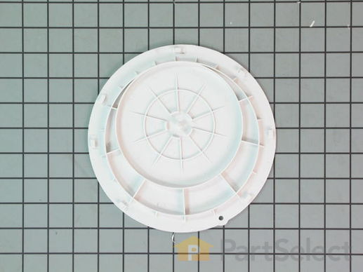 952389-1-S-GE-WB06X10567        -COVER STIRRER FAN