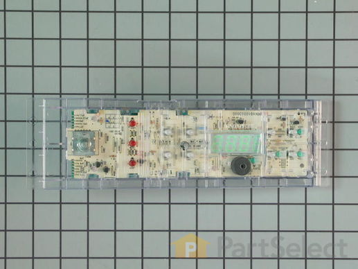953671-1-S-GE-WB27K10140        -Electronic Control