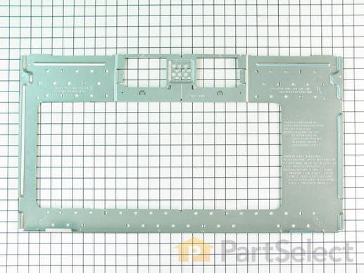 956688-2-S-GE-WB56X10524        -Mounting Plate