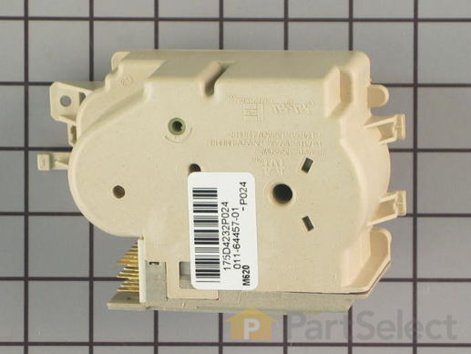 960634-3-S-GE-WH12X10254        -Timer