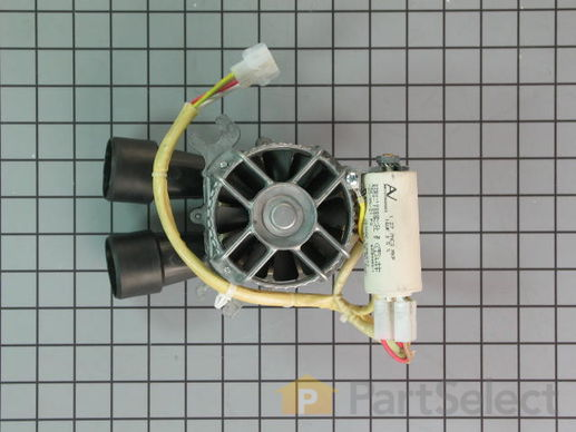 970123-1-S-Whirlpool-285990            -Motor and Drain Pump Assembly