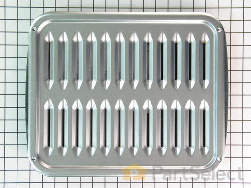 971245-1-S-Whirlpool-4396923           -2 Piece Broiler Pan