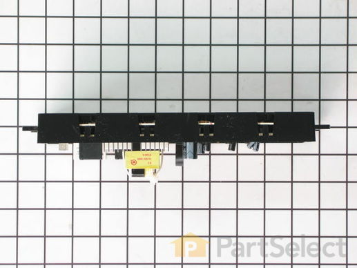 977491-2-S-Frigidaire-316207527         -Electronic Clock Control