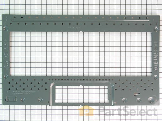 990972-1-S-Whirlpool-8206172           -Plate, Mounting