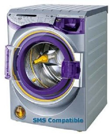 Text-Messaging Washer