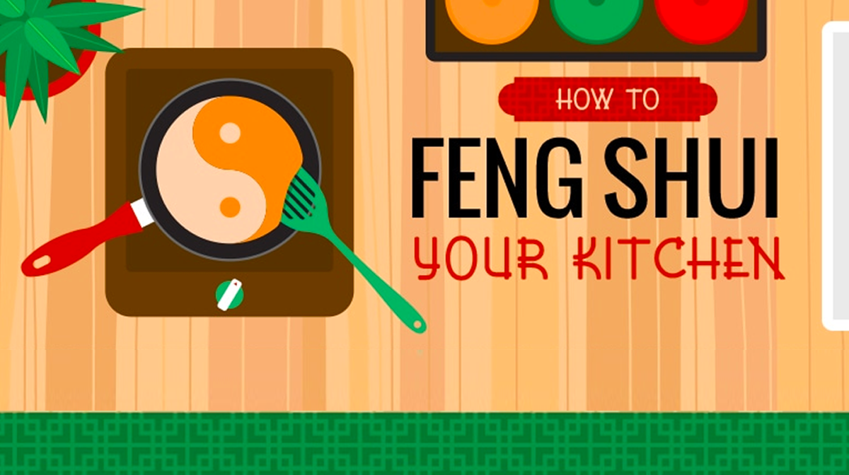 Feng Shui Rules For Your Kitchen