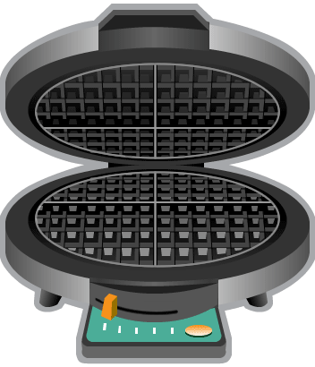 get - Kitchen Aid Waffle Makers